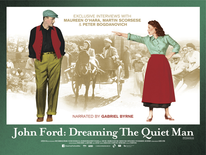 JOHN FORD - DREAMING OF THE QUIET MAN