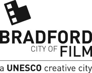 Bradford City of FIlm logo blackwhite