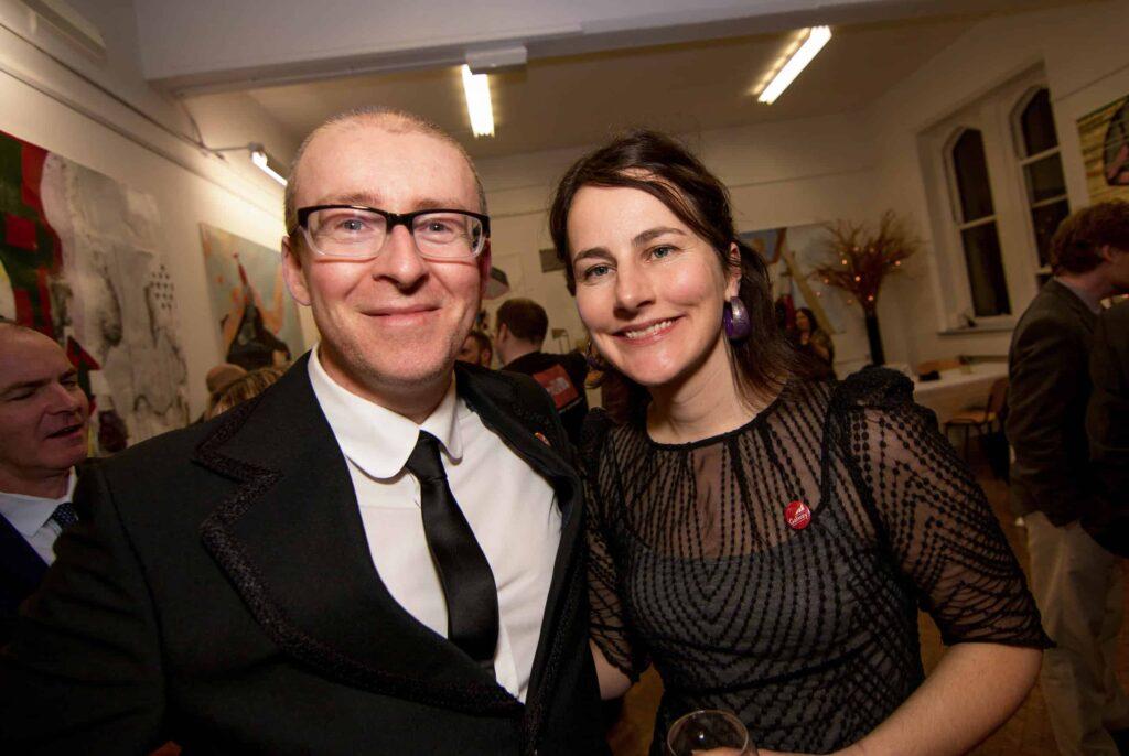 Declan Sheridan & Mary