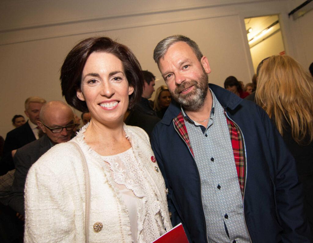 Hildegarde & John Corcoran