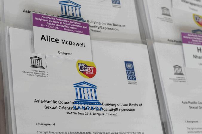 Alice Bangkok conference