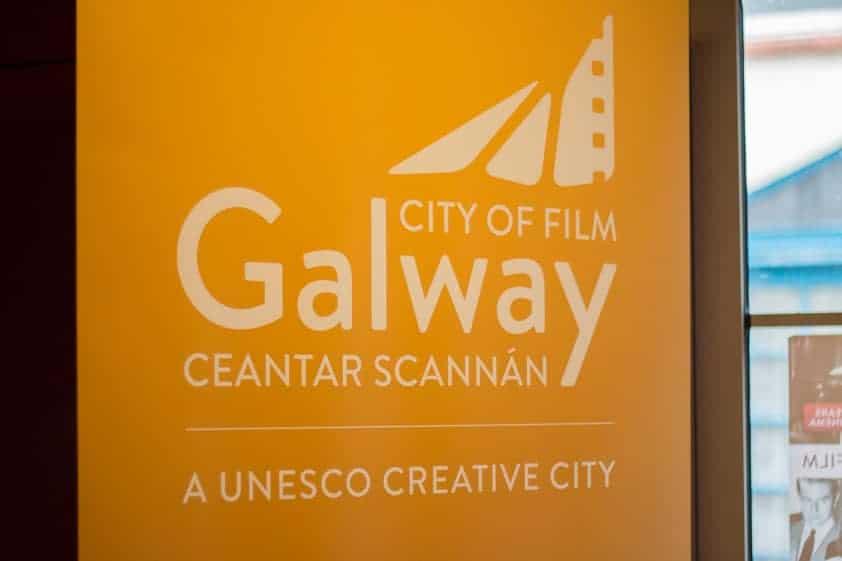 100 Year sof Cinema - Galway UNESCO City of Film