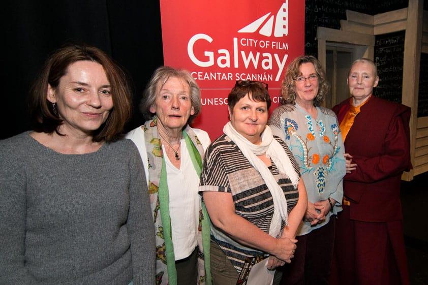100 Years of Cinema - Hilary Dully, Lelia Doolan, Anne Crilly, Margo Harkin & Pat Murphy