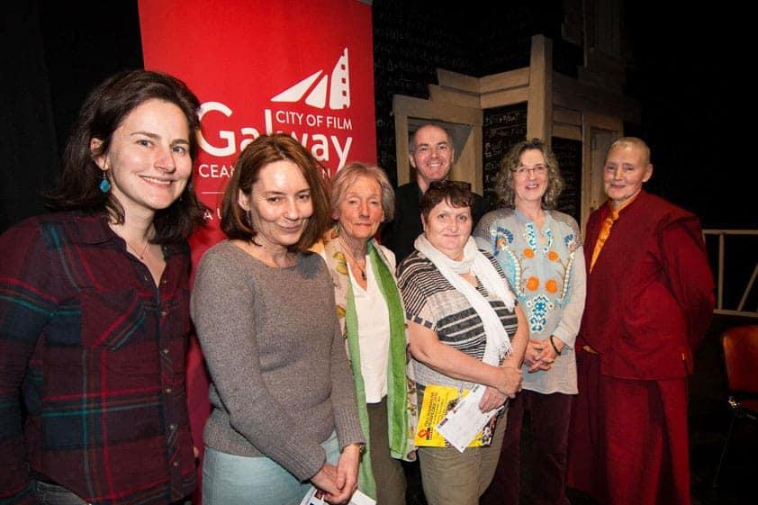 100 Years of Cinema- Mary Deeely, Hilary Dully, Lelia Doolan, Anne Crilly, Declan Gibbons, Margo Harkin & Pat Murphy