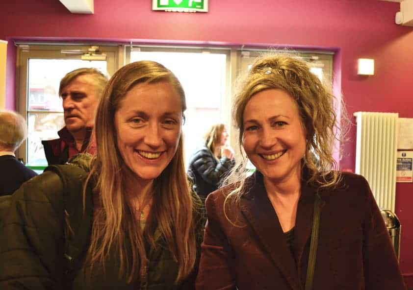 100 Years of Cinema -Oonagh Kearney, filmmaker & Paula Keogh, filmmaker