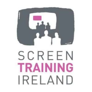 Screen Training Ireland logo