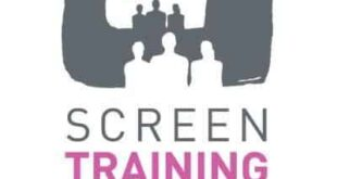 Screen Training Ireland logo