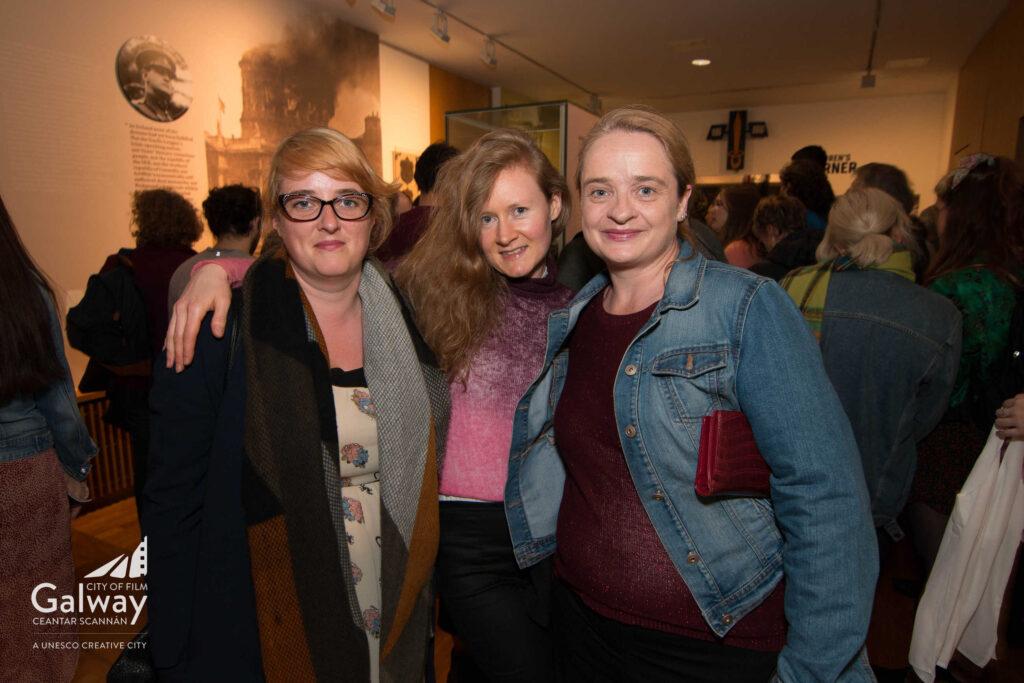 Left to right -  Denise McDonagh, Roislinn Gallagher, Regina Hehir