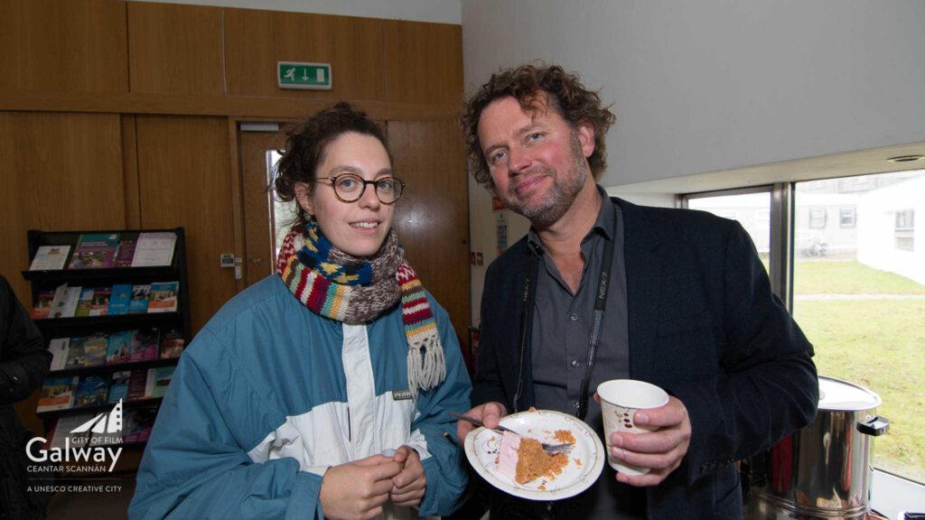 Ann-Katrin Perschbacher & Martin Hammar