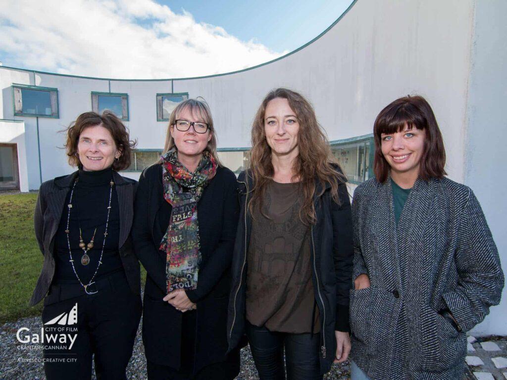 Jane Roneklint,Mette Bihl, Signe Lund Juhler & Siri Frederiksen
