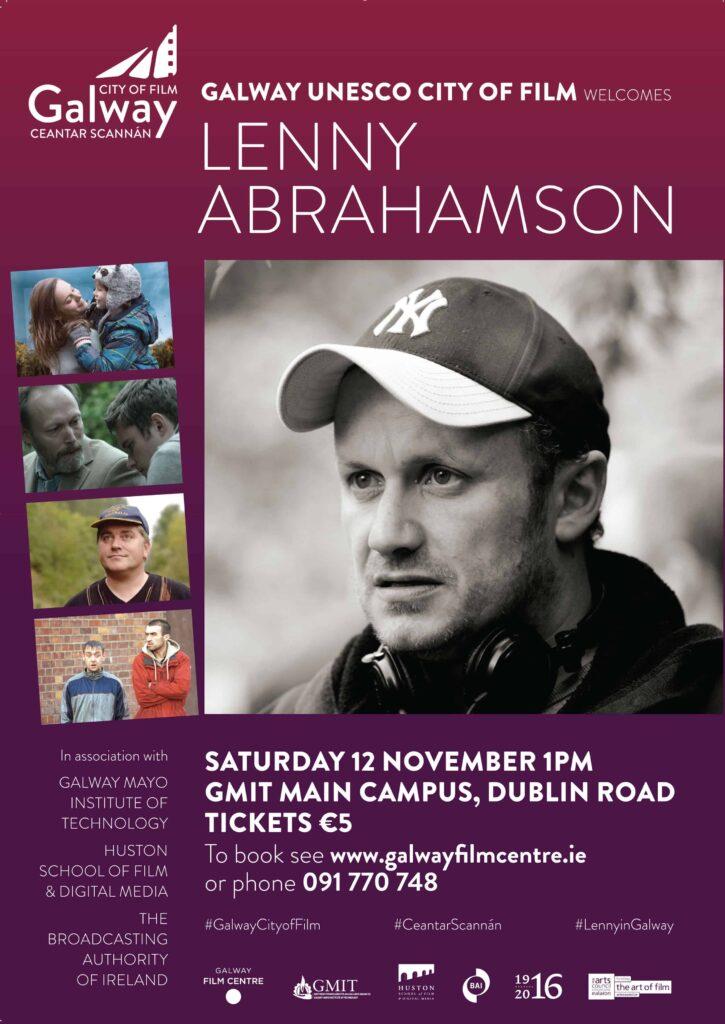 Lenny Abrahamson poster