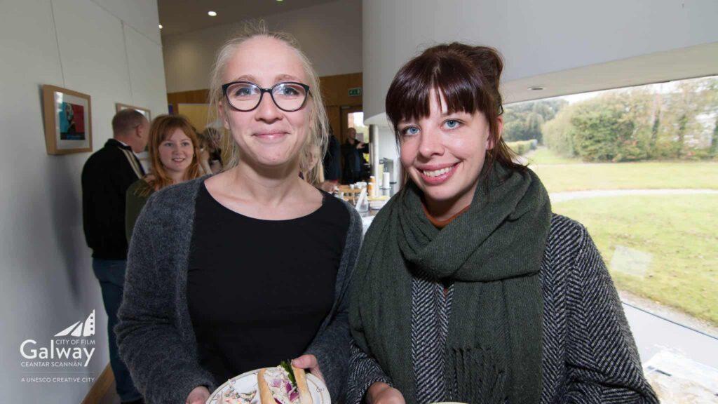Sofie Makussen & Siri Frederiksen