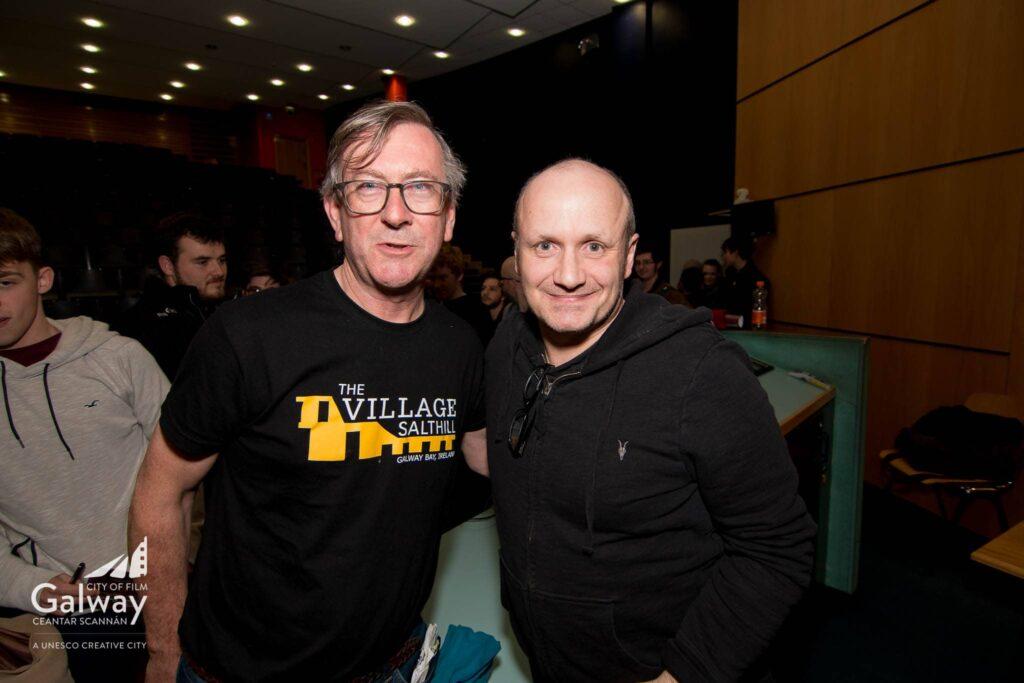 David Niland & Lenny