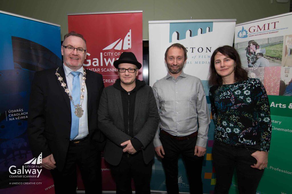Mayor, Conn, Lenny & Mary