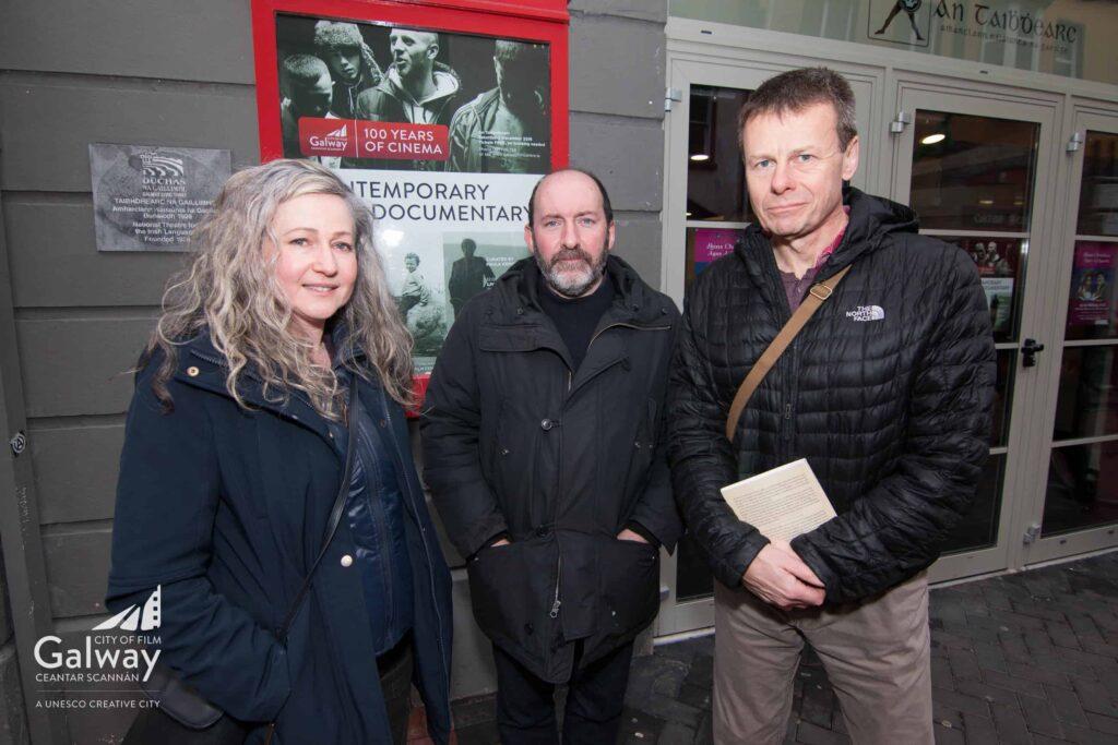 3 filmmakers