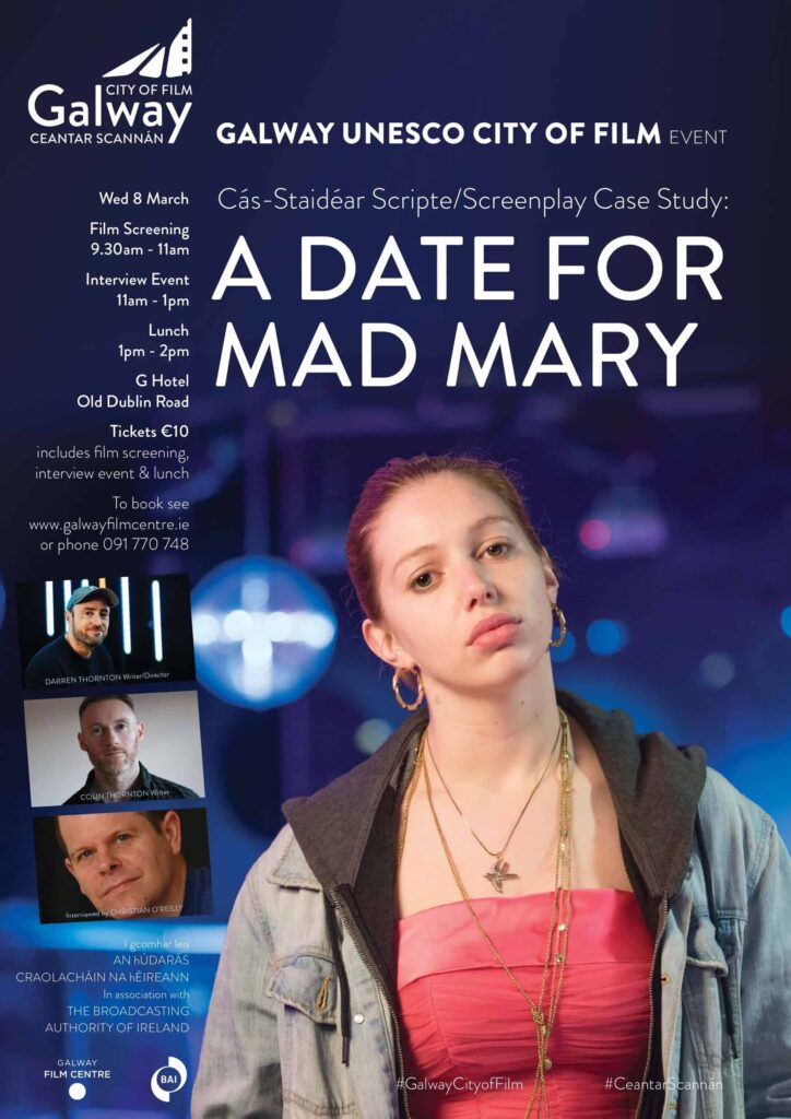 A Date for Mad Mary Poster 3