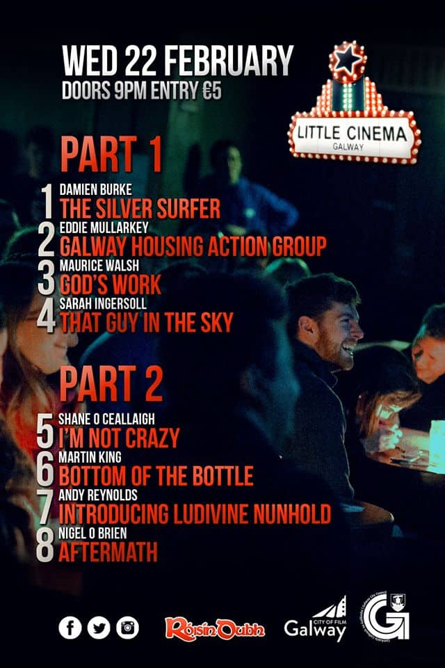 Little Cinema February