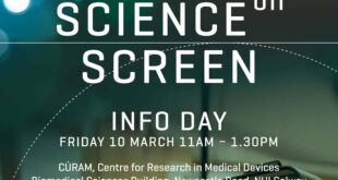 Science on Screen Info Day