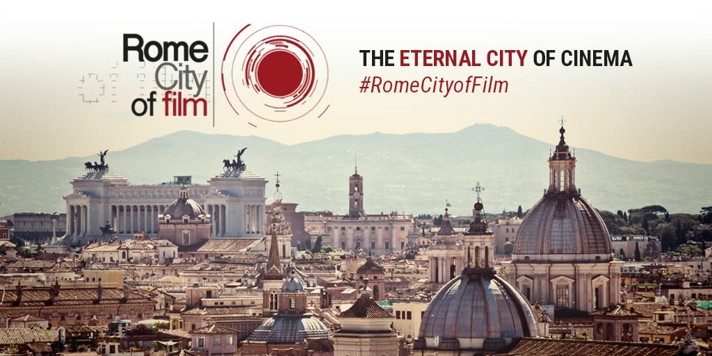 Rome City of Film #4