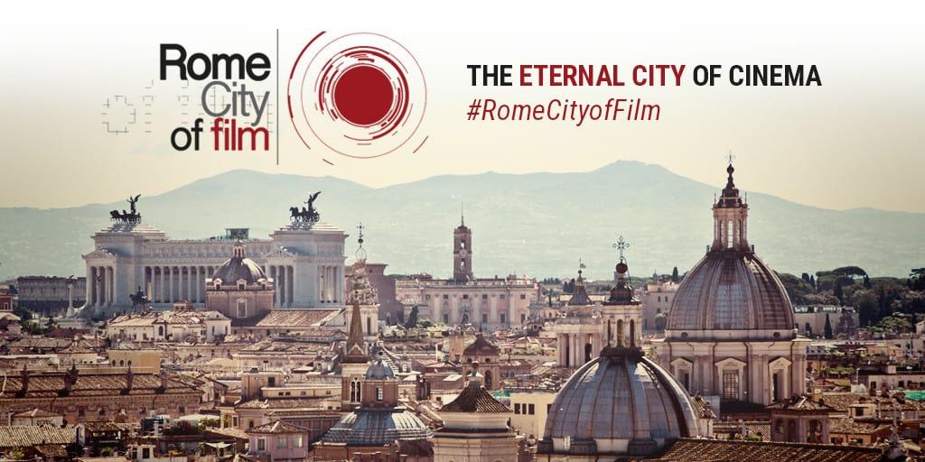 Rome City of Film #4