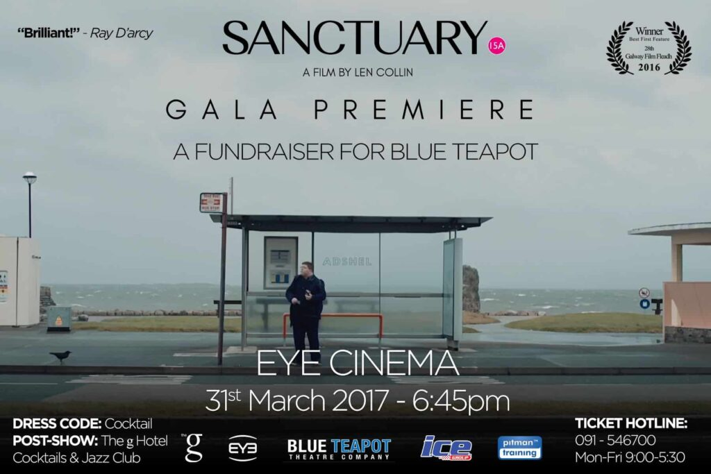 Sanctuary Gala poster