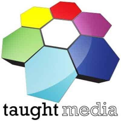 Taught Media Logo