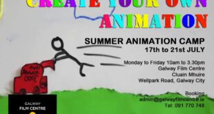 Animation Summer poster 2017 #2