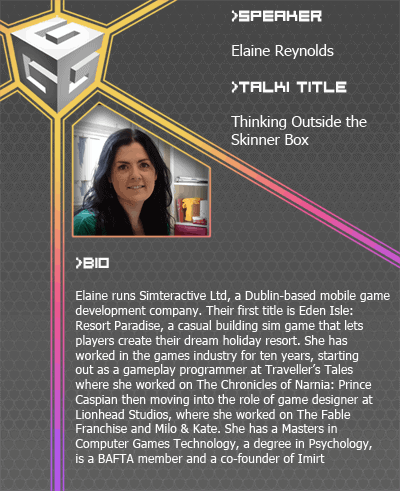 Elaine Reynolds website card