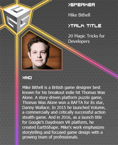 mike bithell website card