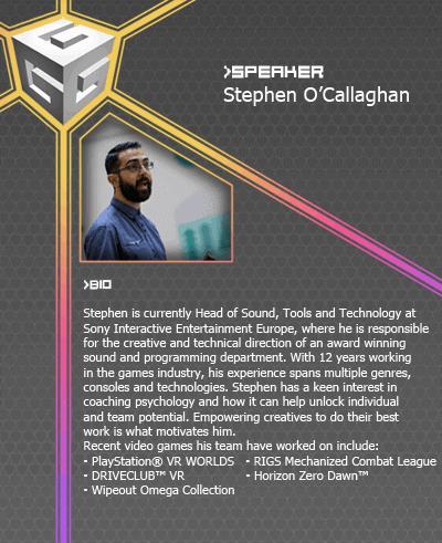 stephen o callaghan website bio