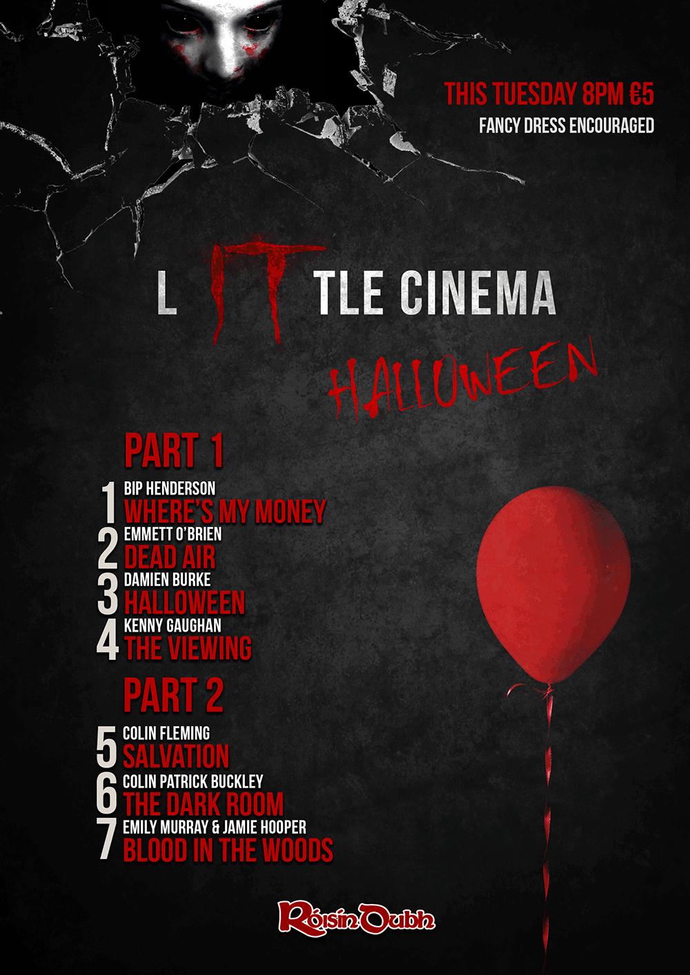 halloween line up 2017