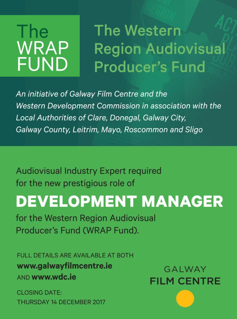 GFC - WRAP Fund Development Manager