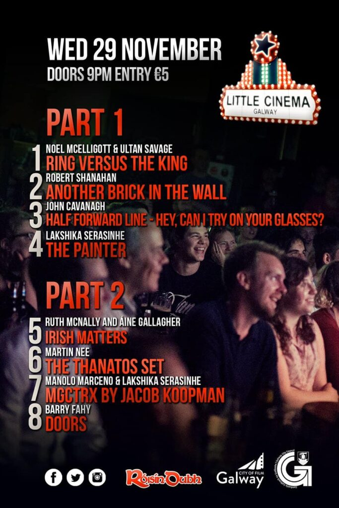 Little Cinema November