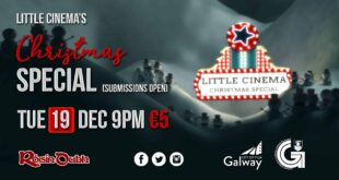 Little Cinema open submissions xmas