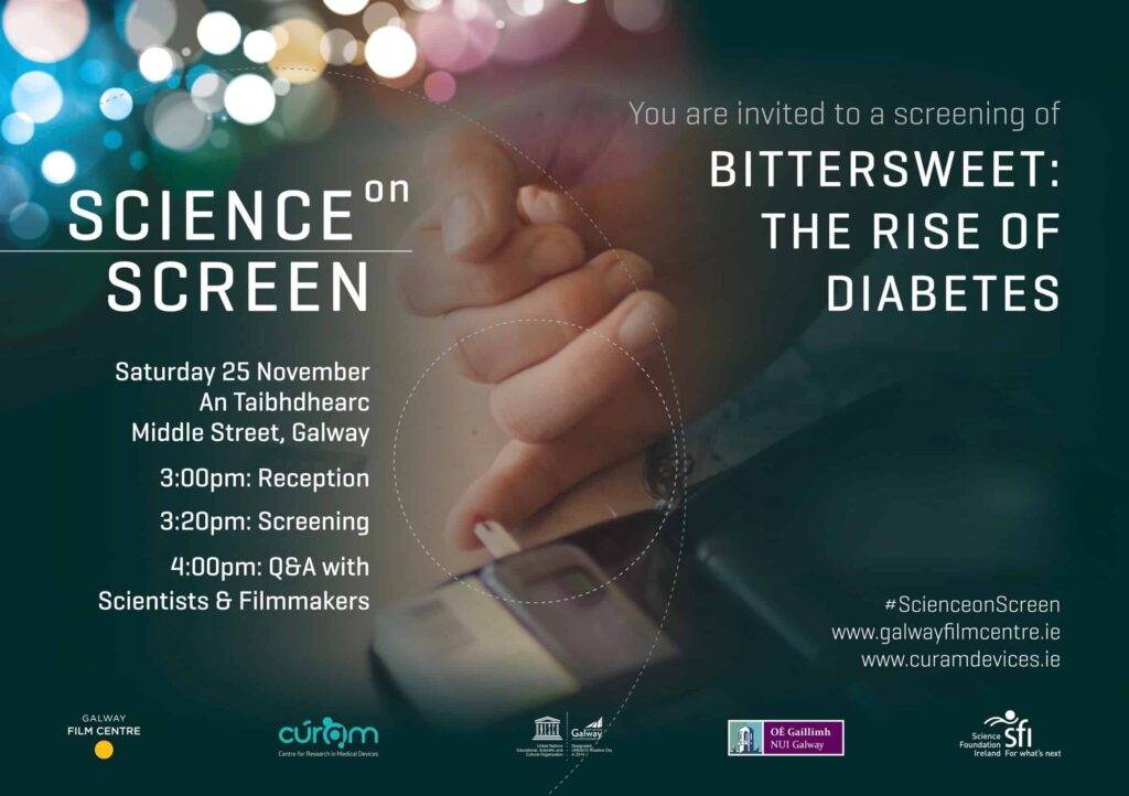 Science on Screen 2017 Invitation