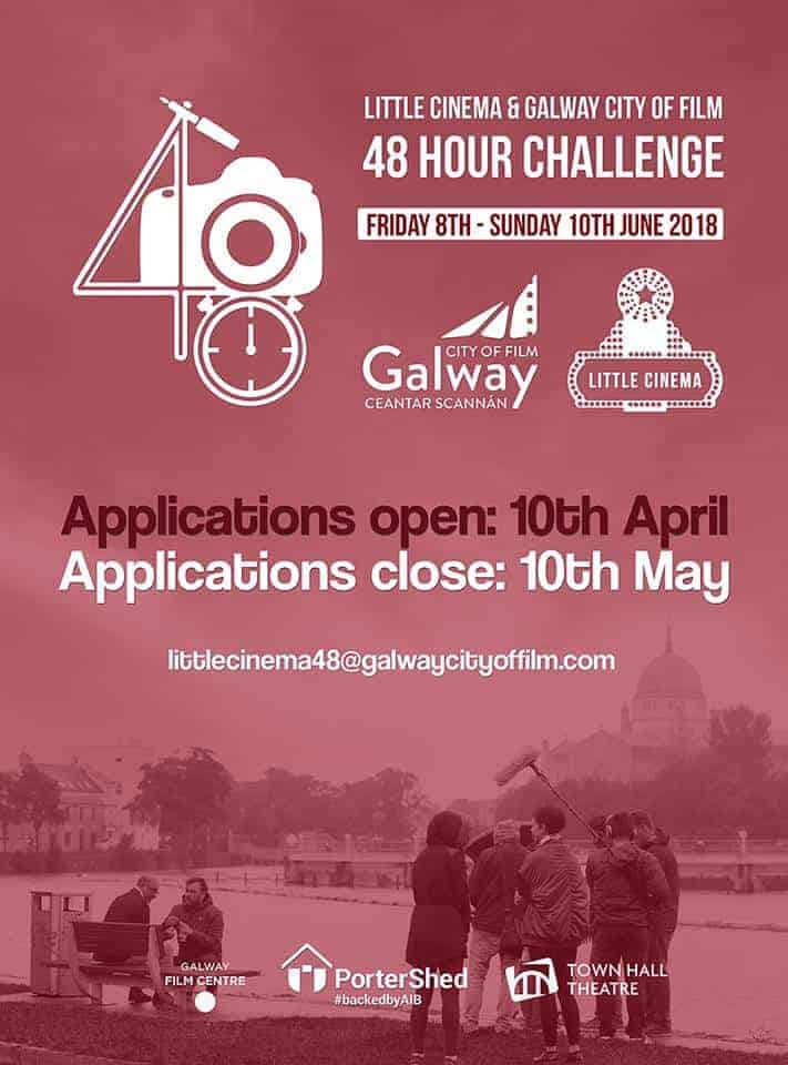 48 Hour Challenge - applications open