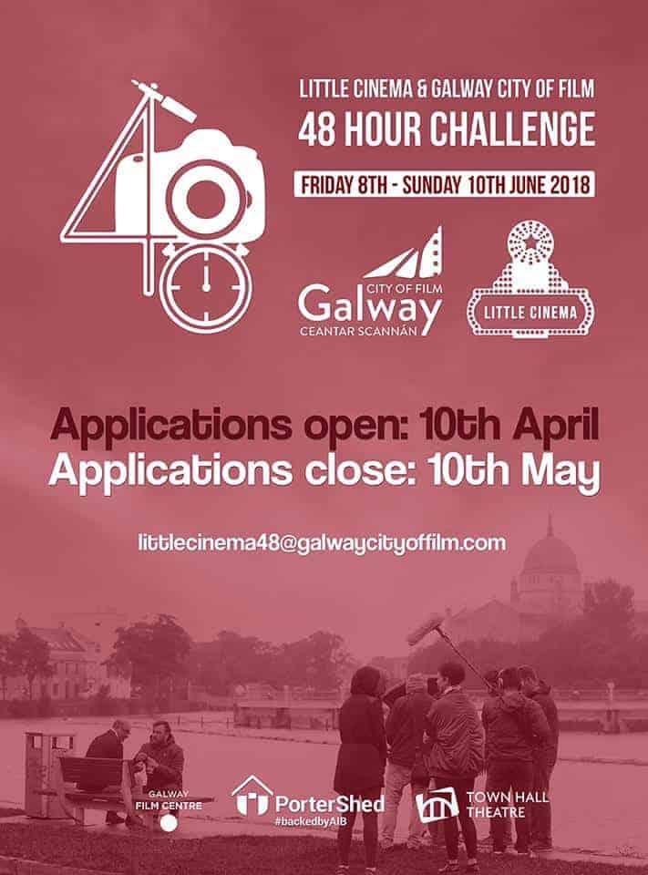 48 Hour Challenge - applications open