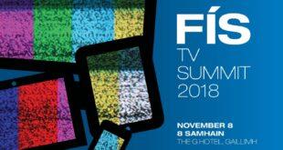Fís-TV Summit postcard 2018