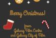 Merry Christmas from Galway Film Centre